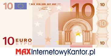 10 euro I seria awers