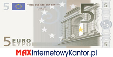 5 euro I seria awers